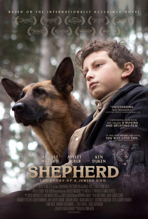 Shepherd: Story Of A Hero Dog